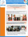 Bulletin d'Information du Proramme National de la Santé de la Mère et de l'Enfant 1er semestre 2018