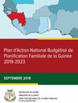 Plan d'action national budgétisé de planification familiale de la Guinée 2019-2023