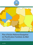 Plan d'Action National Budgétisé de Planification Familiale du Mali, 2019-2023