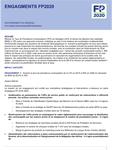 Sénégal Engagements FP2020 (2017)