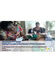 Advancing the PPFP Agenda: Building Partnerships to Meet Rwanda's FP2020 Commitments
